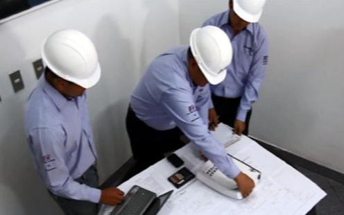 Trabajadores Calderas Intesa